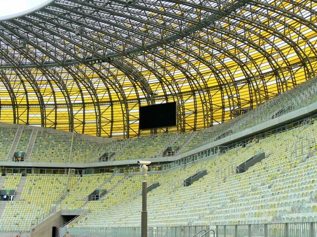 Arena bursztynowa - Stadion Energa, Gdańsk. Wycieczki doSopotu – Hit The Road Travel