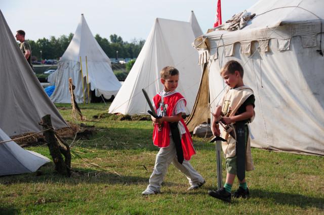 Inscenizacja historyczna: oblężenie Malborka. Wycieczki szkolne – Hit The Road Travel