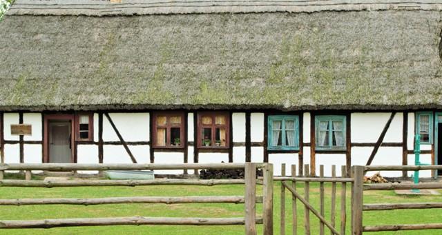 Kluki, Muzeum Wsi Słowińskiej