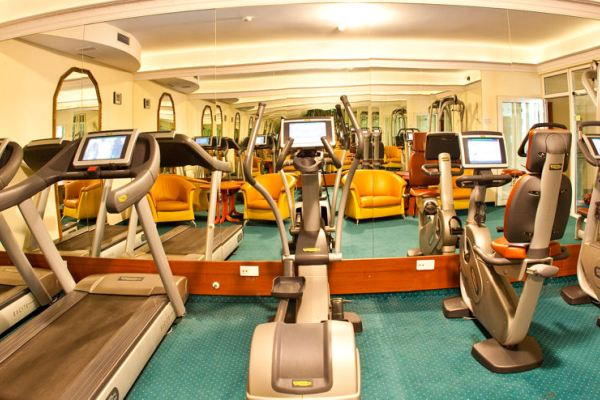 Sala fitness. Gdynia spa. Weekend spa w Gdyni – Hit The Road Travel