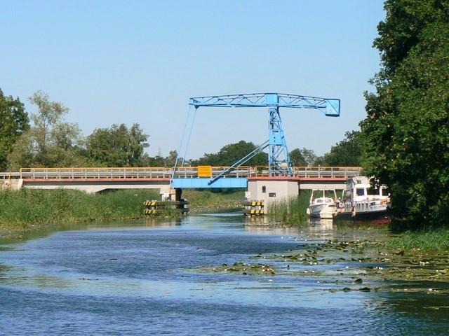 Mosty zwodzone naŻuławach