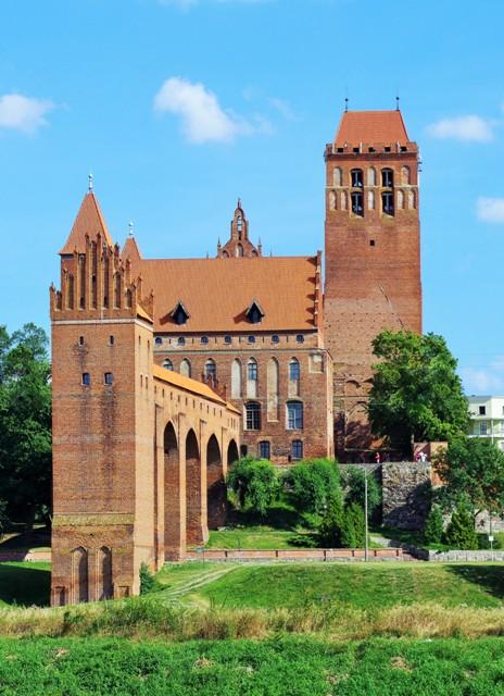 Zamek krzyżacki wKwidzynie