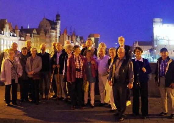 SPF Seniorzy zVästerhaninge wGdańsku