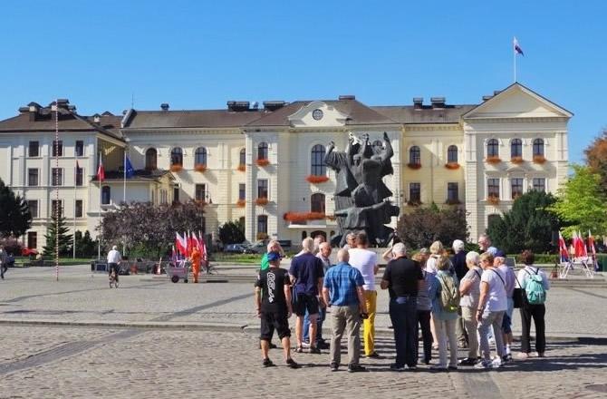 Na rynku w Bydgoszczy