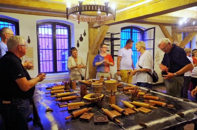 Warsztaty pieczenia toruńskich pierników