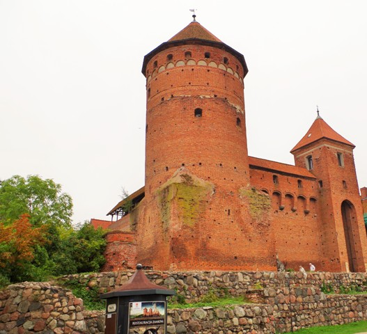 Zamek wReszlu