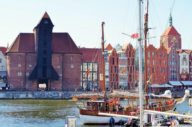 Gdańsk, Żuraw. Najlepsze wycieczki zHit The Road Travel