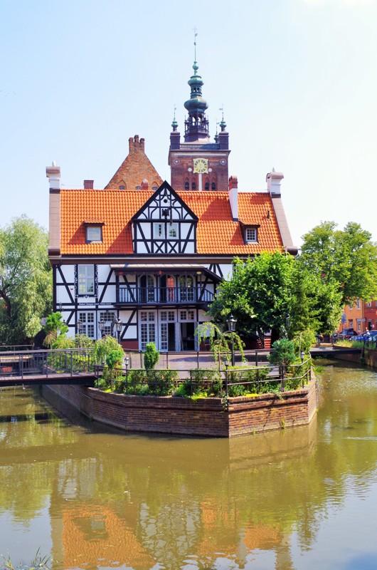 Dom Młynarza, Gdańsk, Stare Miasto. Gdańsk wycieczka zprzewodnikiem – Hit The Road Travel
