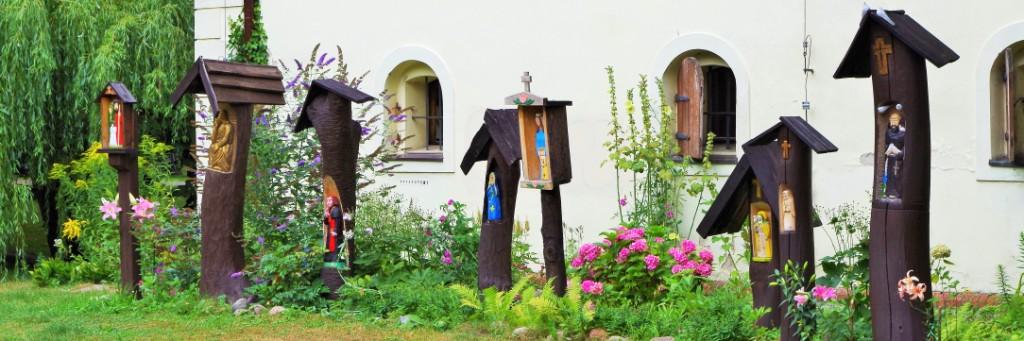 Park Oliwski, przy Muzeum Etnograficznym. Zwiedzanie Gdańska zprzewodnikiem – Hit The Road Travel