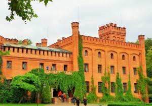Pałace - parki - ogrody