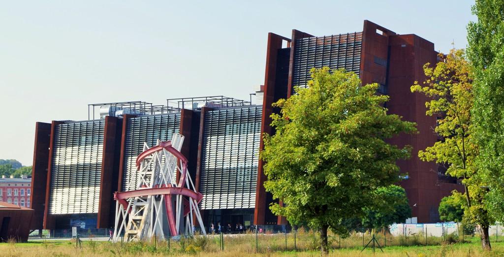 Europejskie Centrum Solidarności, Gdańsk. Przewodnicy poEuropejskim Centrum Solidarności – Hit The Road Travel