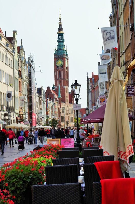 Ulica Długa w Gdańsku, Ratusz Głównego Miasta. Gdańsk wycieczka z przewodnikiem – Hit The Road Travel