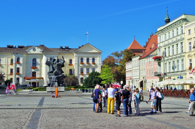Bydgoszcz - Stary Rynek. Wycieczka objazdowa – Hit The Road Travel