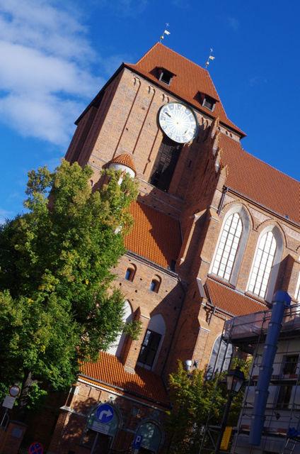Toruń, Kościół Św. Janów