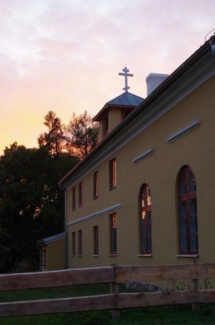 Klasztor Starowierców w Wojnowie