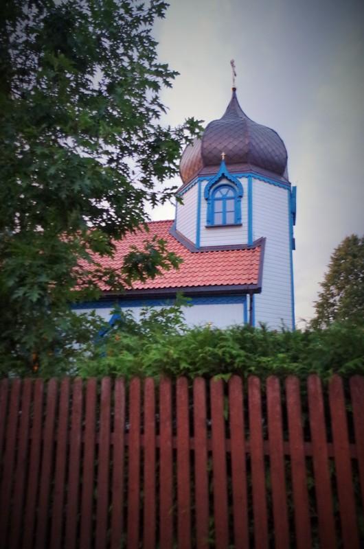 Cerkiew prawosławna w Wojnowie. Wycieczka na Mazury – Hit The Road Travel