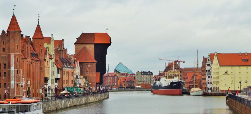 Gdańsk - Długie Pobrzeże