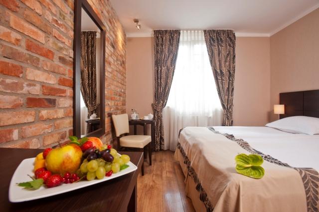Hotel Bonum wGdańsku, pokój dwuosobowy. Organizacja konferencji Gdańsk, Sopot, Gdynia – Hit The Road Travel