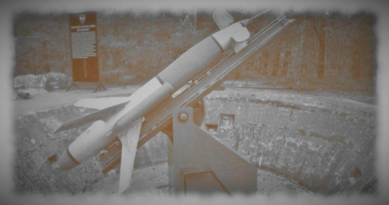 Wyrzutnia rakiet Rheintochter iRheinbote (V4) wŁebie. Wycieczki historyczne – Hit The Road Travel