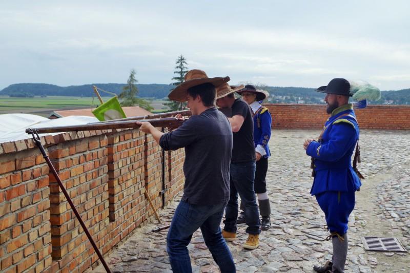 Rycerski team building – Hit The Road Travel