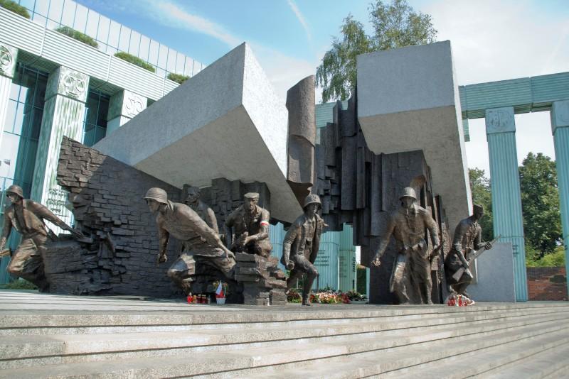 Pomnik Powstania Warszawskiego. Wycieczka doWarszawy – Hit The Road Travel