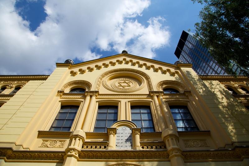 Synagoga Nożyków wWarszawie. Wycieczka doWarszawy – Hit The Road Travel