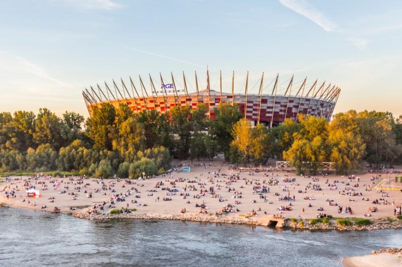Stadion Narodowy w Warszawie. Wycieczka do Warszawy - Hit The Road Travel