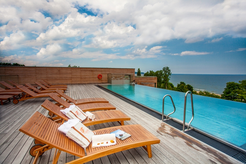 Taras widokowy z basenem na dachu. Sopot spa. Weekend spa w Sopocie – Hit The Road Travel
